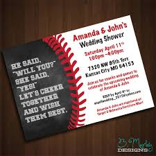 baseball themed wedding baseball themed wedding invitations casadebormela