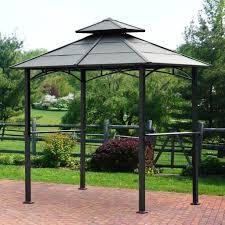 outdoor lowes gazebos sunjoy gazebo replacement gazebo canopy
