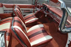 automotive history the bucket seat era started modestly in 1958
