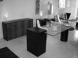 unique desks for home office the super sleek berkley desk slides unique