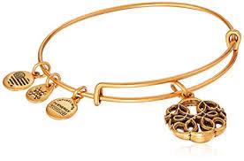 bracelet gold bangle images Alex and ani path of life iv rafaelian gold bangle jpg