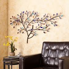Metal Tree Wall Decor Art And Wall Decor
