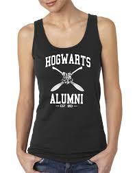 hogwarts alumni tank 97 best nerdgirltees images on unisex baby toddler