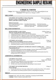 Best Resume App For Iphone 2016 by 13 Resume Format Examples 2016 Budget Template Letter