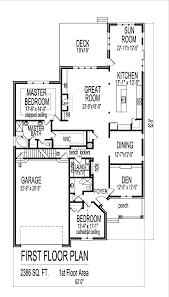 home plans open floor plan 2 bedroom house plans with open floor plan bungalow with attic