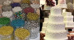 edible bling fondantflowers