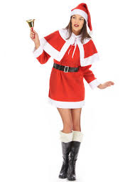 mrs claus costumes mrs claus costume for women adults costumes and fancy dress