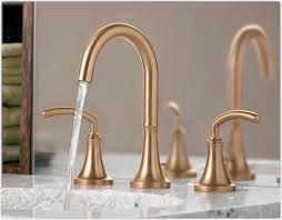 Brushed Bronze Bathroom Fixtures Brushed Bronze Kitchen Faucet Slowly Home Decor And Design How