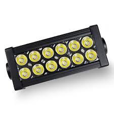 Four Wheeler Light Bar Kawell K7 7036 36w 12leds 30 Degree Led Spot Light Bar For Jeep