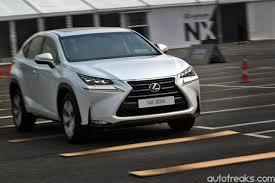 lexus thailand nx lexus nx first drive impression lowyat net cars