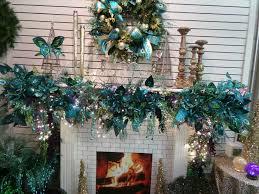 christmas mantel decor beautiful christmas mantel decor