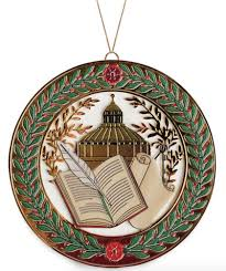 reading around the tree 15 ornaments for your bookish