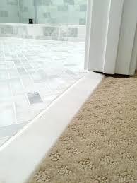 imposing ideas tile to carpet threshold extraordinary design floor