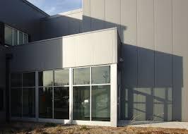 Exterior Wall Design Stylish Decoration Exterior Metal Wall Panels Peaceful Design