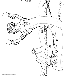 wild kratts coloring pages 4065