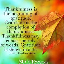 15 thoughtful quotes about gratitude success linkis