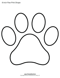 paw print sheets paw print drawing at getdrawings free for personal use paw