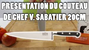 Kitchen Knives Sabatier