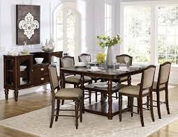 Homelegance Ohana Counter Height Dining Homelegance Marston Counter Height Dining Set Cherry D2615dc