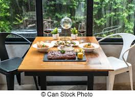 Dining Table With Food Dining Table Images And Stock Photos 110 717 Dining Table