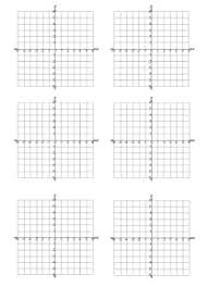 graphing paper practice your graphing with these printables numbers math and