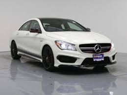 mercedes cla45 amg used mercedes cla45 amg for sale in los angeles ca carmax