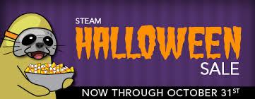 Halloween Sale News Steam Halloween Sale Now On