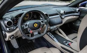 ferrari dashboard 2017 ferrari gtc4lusso cars exclusive videos and photos updates