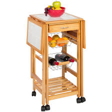 drop leaf kitchen island cart best choice products portable folding tile top drop leaf kitchen islan