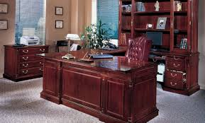 computer desk in living room ideas dazzling special cherry wood office desk excellent stunning