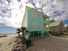 Summer House On Romar Beach The Seafoam On Gulf Shores