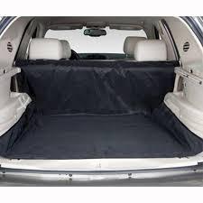 dog auto car trunk mat back seat cover pet hammock mats