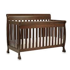 Davinci Kalani Mini Crib Espresso Davinci Kalani 4 In 1 Convertible Crib In Espresso Bed Bath Beyond