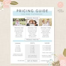 Wedding Photographers Prices The 25 Best Price List Ideas On Pinterest Hair Salon Prices