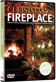 fireplace video with christmas music home design image simple at