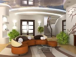 Living Room With Stairs Design Home Interior Design Living Room With Stairs
