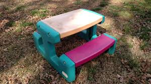 fisher price childrens picnic table fisher price picnic table games toys in cary nc