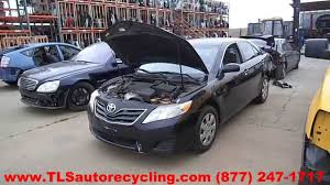 parting out 2010 toyota camry stock 5067yl tls auto recycling