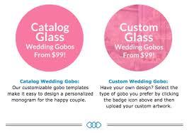 Wedding Gobo Templates Gobosource Molly Lautamo