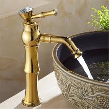 gaof modern gold faucet gold bathroom faucets basin mixer taps