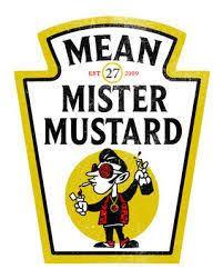 mr mustard out for mr mustard walrus shtuff yo