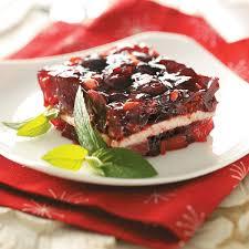 cranberry jello salad recipes thanksgiving jello salad recipes 18 taste of home