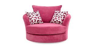 Swivel Chair Ireland Gloss Compact Swivel Chair Dfs
