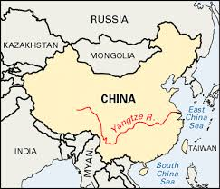 world river map image 2 yangtze river location students britannica homework help