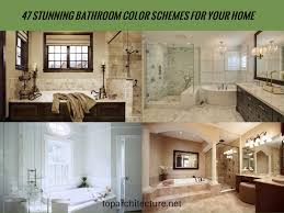 color schemes for bathrooms as efficient bathroom model jennifer