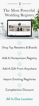 cruise wedding registry your essential wedding registry checklist