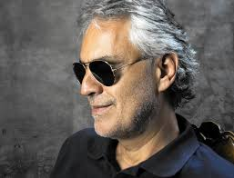 Opera Singer Blind Bocelli Tenor Andrea Bocelli Shares His Hope Joy And Generosity La Times