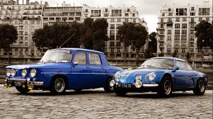 renault old historic cars exempt from paris old car traffic ban motor1 com