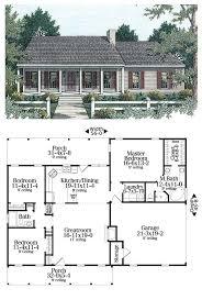 split bedroom floor plan house plan 40026 total living area 1492 sq ft 3 bedrooms 2