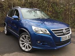 volkswagen jeep 2013 used volkswagen tiguan cars for sale motors co uk